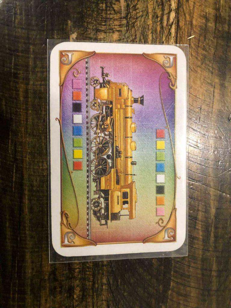 Thẻ minh họa cho các toa tàu: Thẻ động cơ