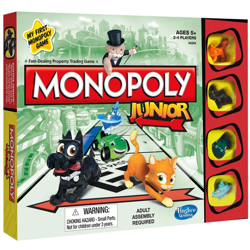 Hiện monopoly đã được phổ biến và được phát triển với nhiều phiên bản khác nhau.