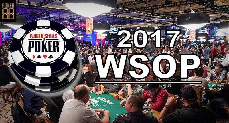 Được tổ chức thành một giải đấu lớn mang tầm cỡ quốc tế World Series of Poker (WSOP) lần đầu tiên vào năm 1970 tại Las Vegas là dấu ấn lớn khiến giải đấu này trở thành giải poker thường niên lớn và uy tín nhất cho tới ngày nay.