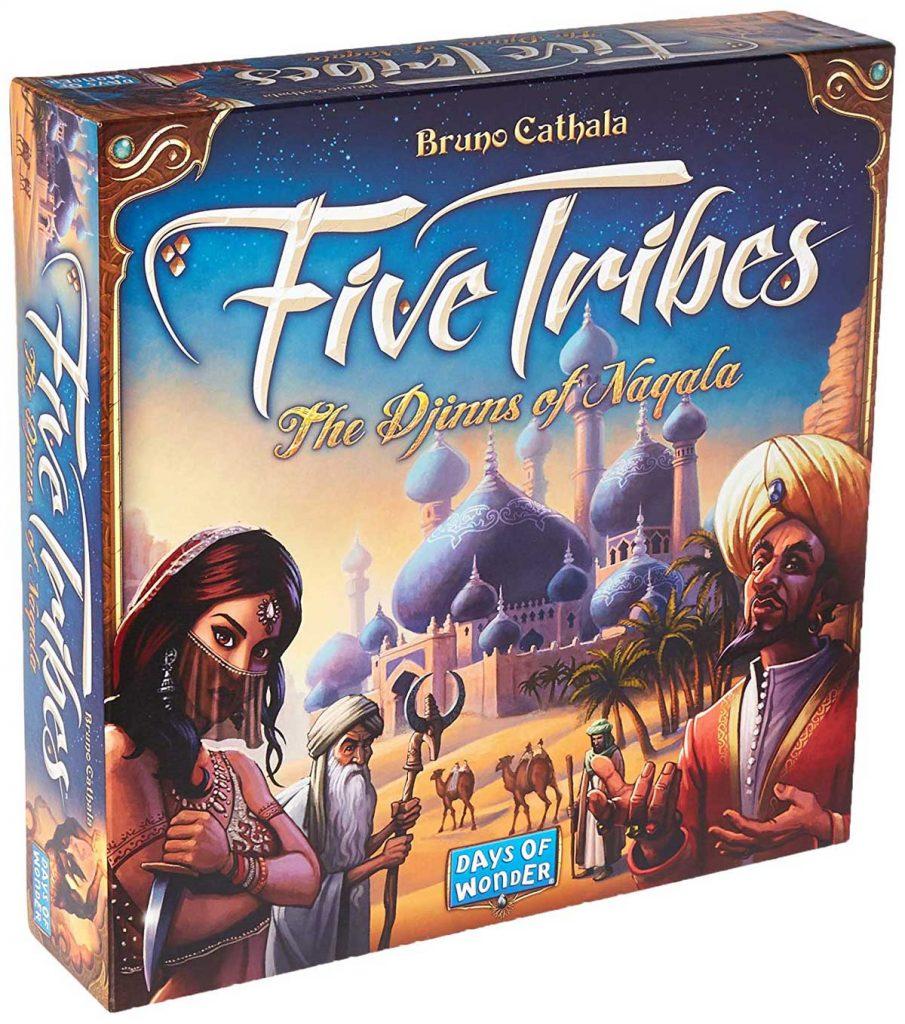 Hướng dẫn cách chơi board game Five Tribes chi tiết nhất