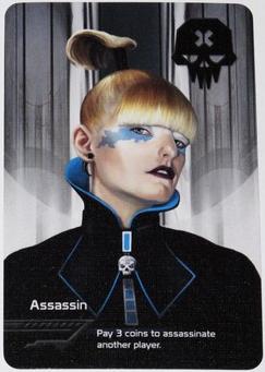 Thẻ nhân vật Assassin