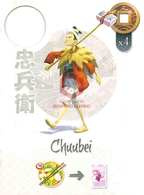 Thẻ bài Chuubei
