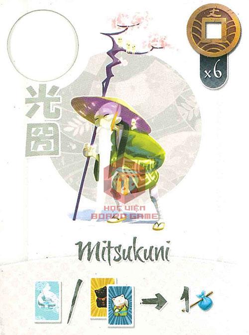 Thẻ bài Mitsukoni the old man