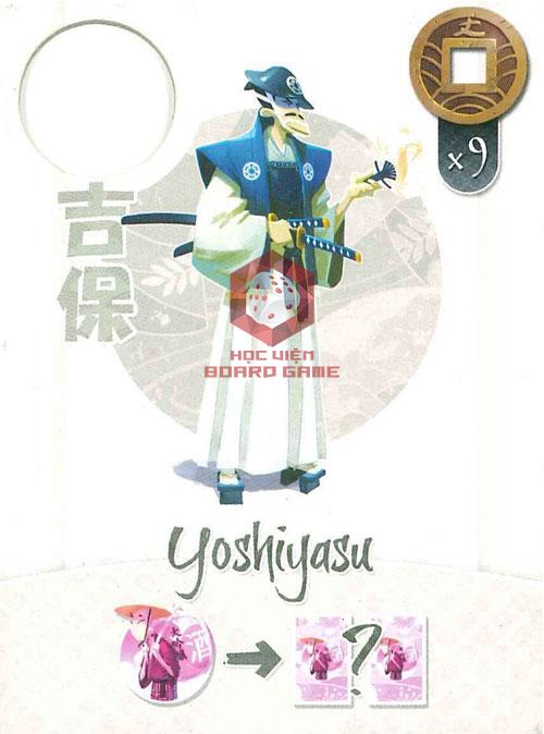Thẻ bài Yoshiyasu the functionary