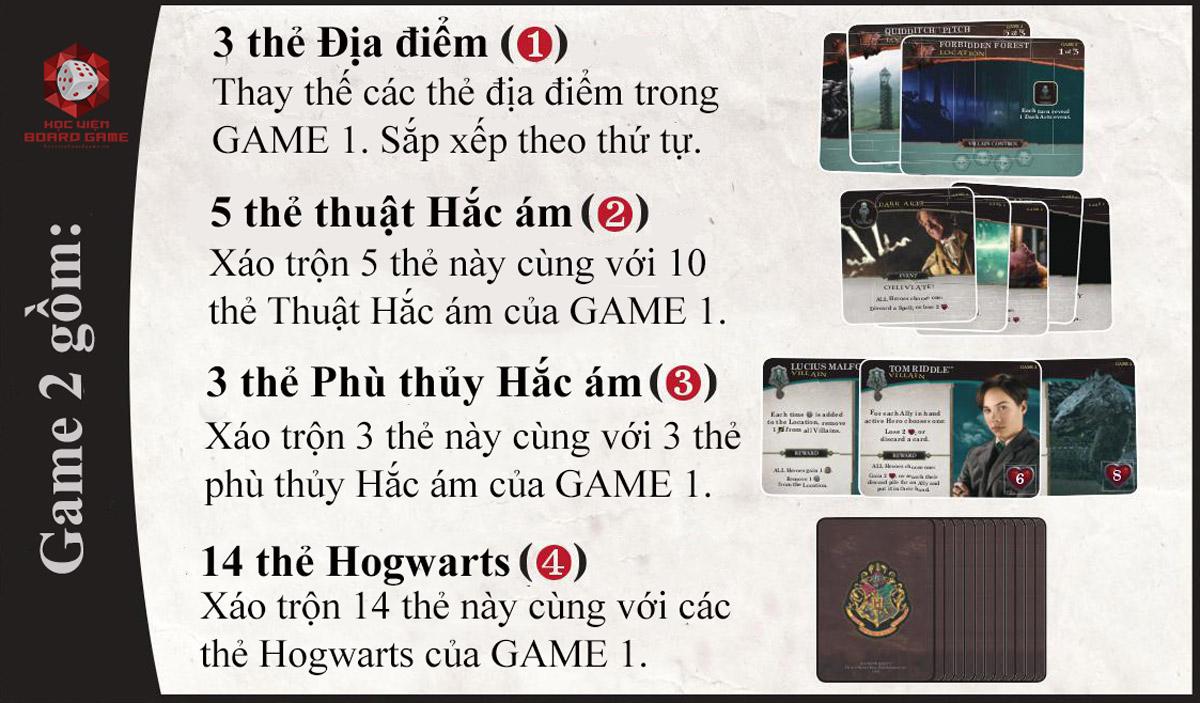 Hướng dẫn cách chơi Harry Potter: Hogwarts Battle chi tiết nhất