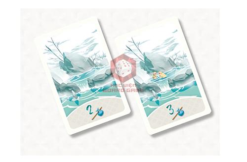 Thẻ bài Suối nước nóng (Hot Spring)