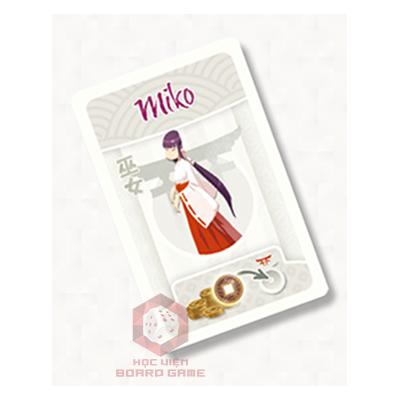Thẻ bài Miko