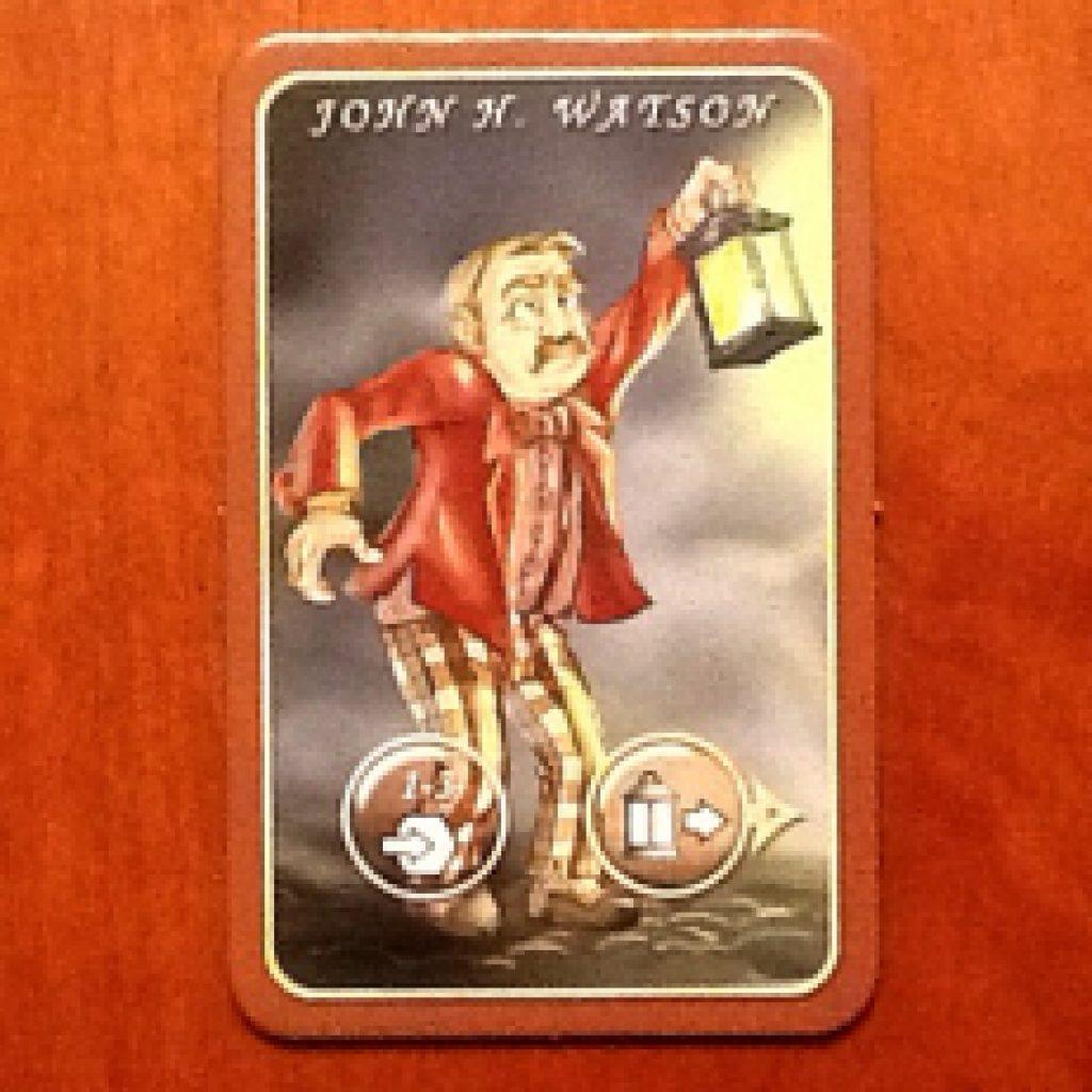 Nhân vật Watson trong Mr Jack