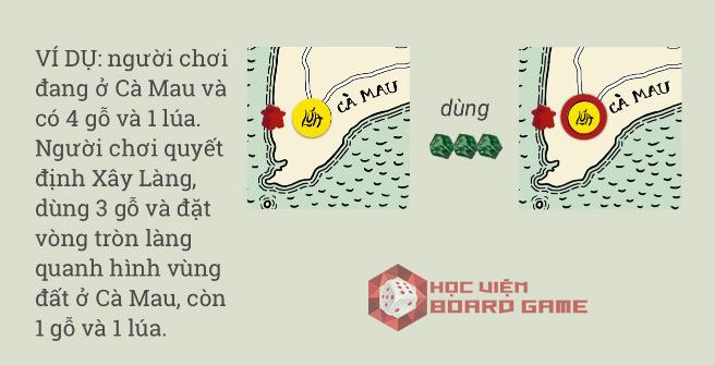 Hướng dẫn cách chơi board game Đồng Hành chi tiết nhất