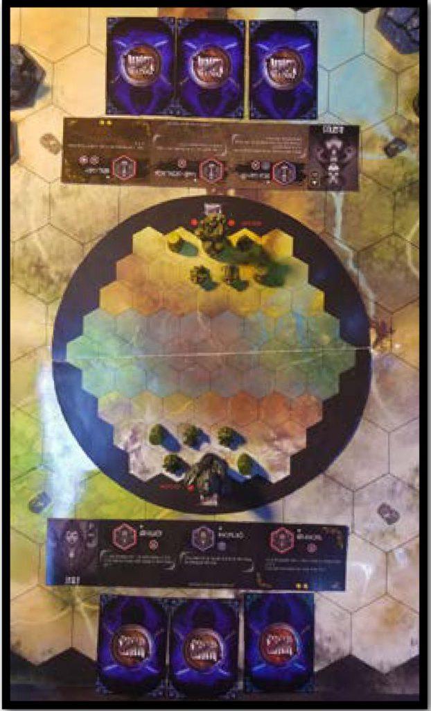 Hướng dẫn cách chơi board game Dozen War chi tiết nhất
