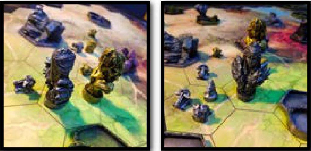 Hướng dẫn cách chơi board game Dozen War phiên bản Chiến Thần chi tiết nhất