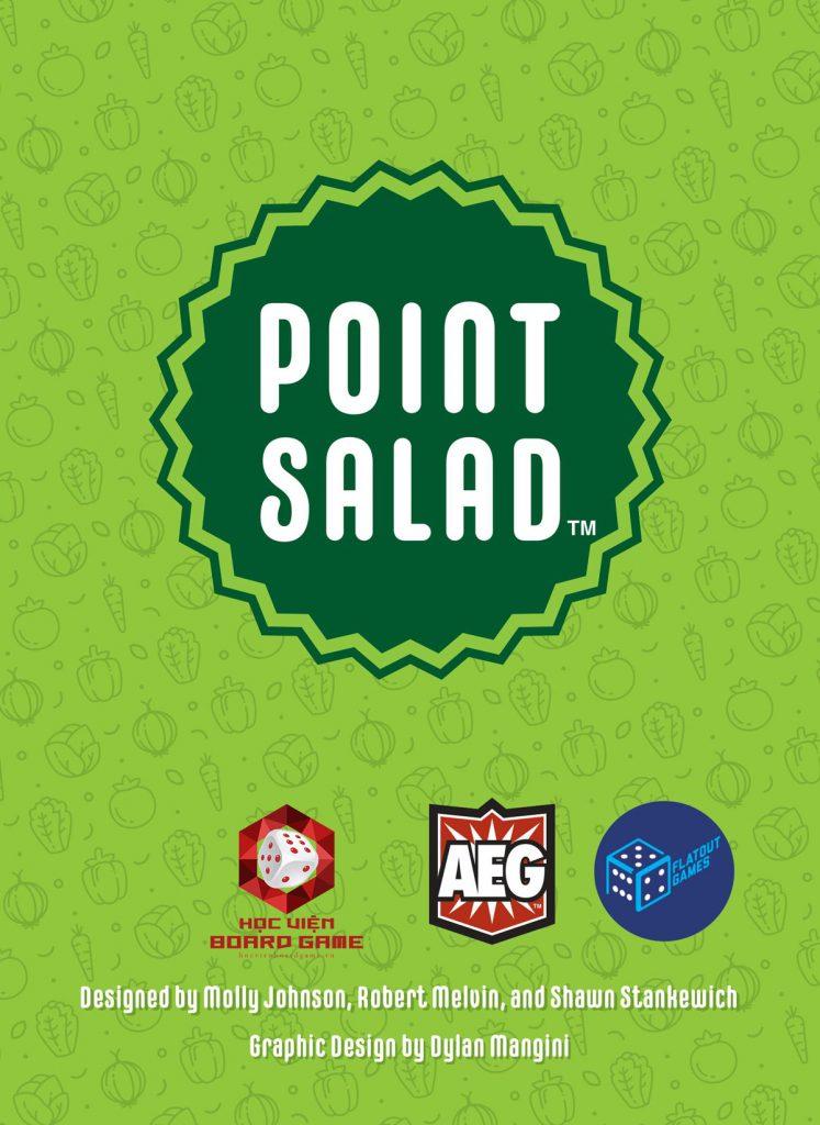 Hướng dẫn cách chơi board game Point Salad