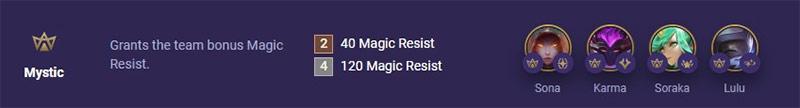 Mystic (Bí Ẩn) trong Đấu trường Chân Lý mùa 3
