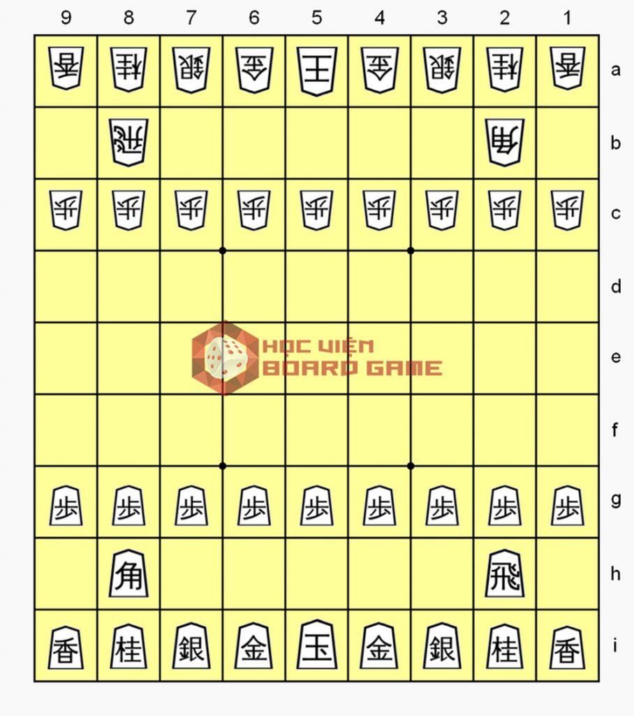 Hướng dẫn cách chơi cờ Shogi Nhật Bản