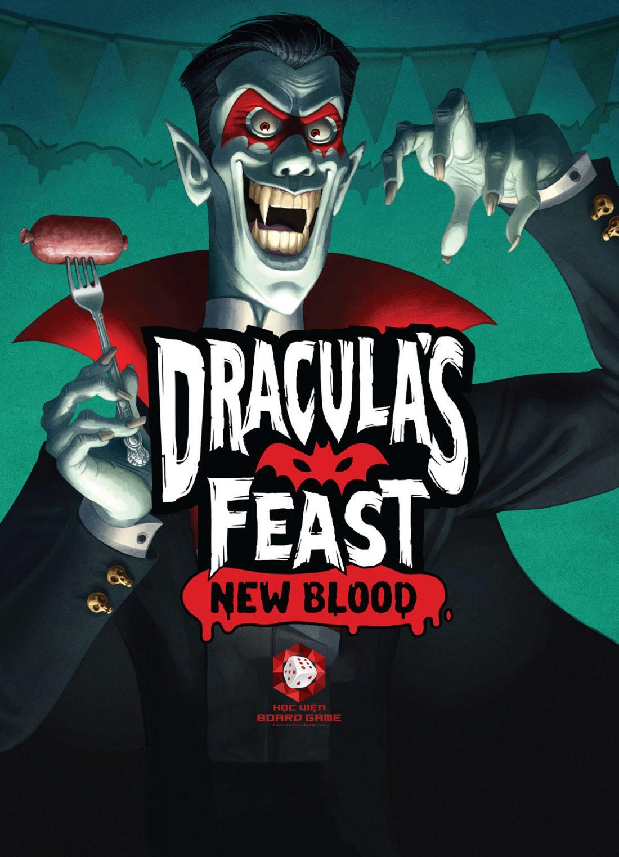 Hướng dẫn cách chơi board game Dracula's Feast New Blood
